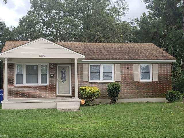 609 Warfield Dr, Portsmouth, VA 23701 (#10342903) :: Gold Team VA