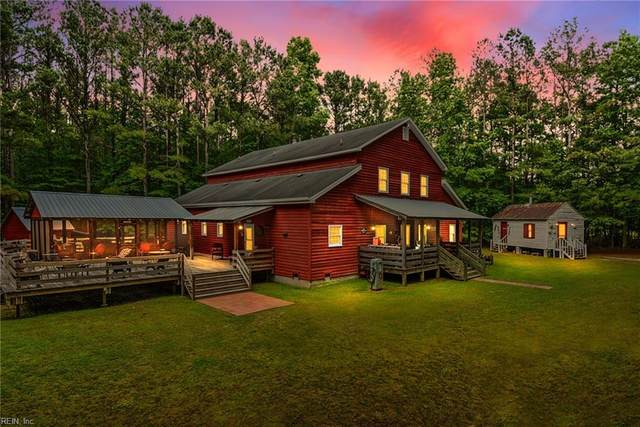 11089 White House Rd, Isle of Wight County, VA 23430 (MLS #10342904) :: AtCoastal Realty
