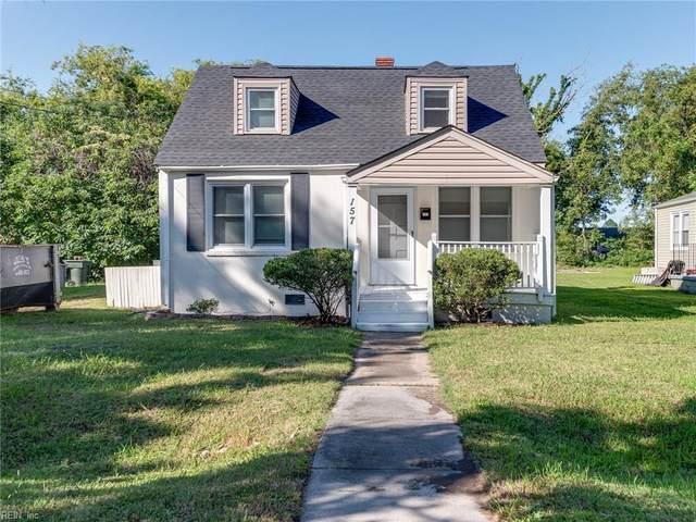 157 Settlers Landing Rd, Hampton, VA 23669 (#10342916) :: Encompass Real Estate Solutions
