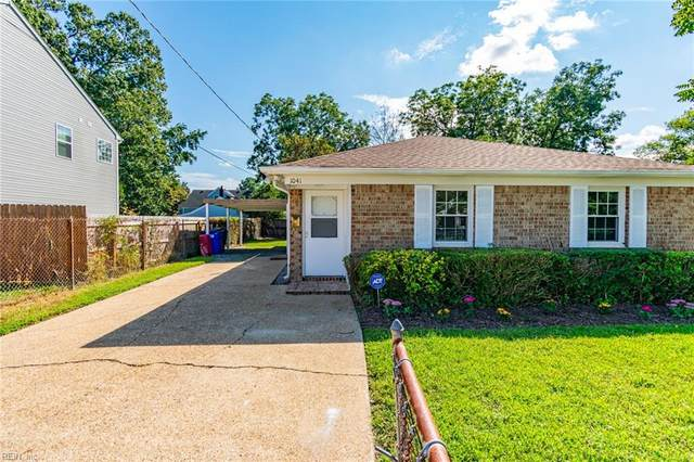 1041 Bland St, Norfolk, VA 23513 (#10342931) :: Austin James Realty LLC