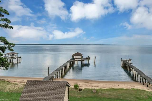 3165 S Shore Dr, Isle of Wight County, VA 23430 (#10342974) :: Kristie Weaver, REALTOR