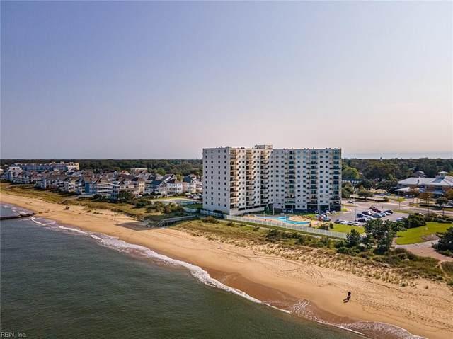 100 E Ocean View Ave #805, Norfolk, VA 23503 (#10343005) :: Momentum Real Estate