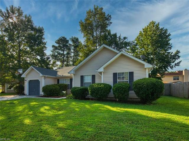 1223 Woods Way, Chesapeake, VA 23323 (#10343013) :: Kristie Weaver, REALTOR