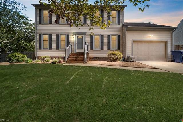 1412 Round Hill Dr, Virginia Beach, VA 23456 (#10343027) :: Gold Team VA