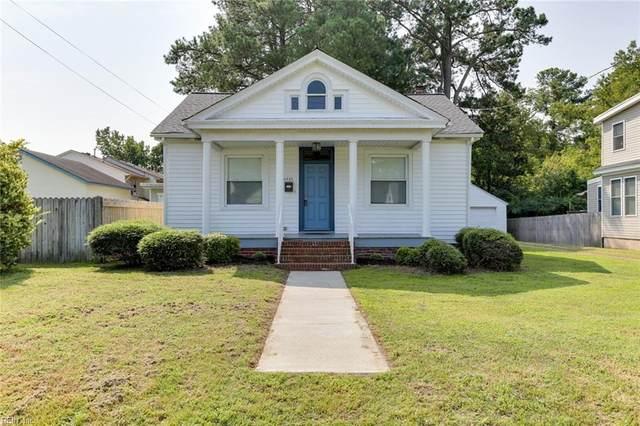 4605 South St, Portsmouth, VA 23707 (#10343064) :: Avalon Real Estate