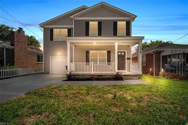 7528 Diven St, Norfolk, VA 23505 (#10343065) :: Rocket Real Estate