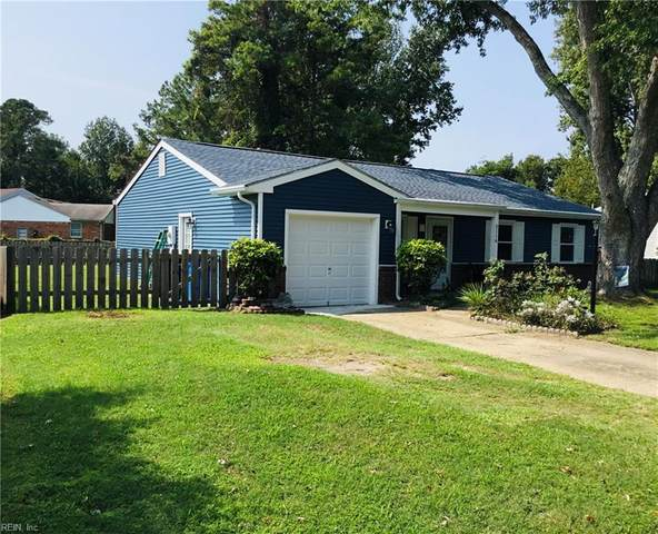 2116 Paramont Ave, Chesapeake, VA 23320 (#10343068) :: Gold Team VA