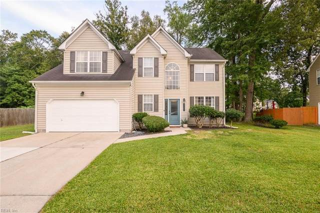 1138 Woods Pw, Suffolk, VA 23434 (#10343075) :: Abbitt Realty Co.