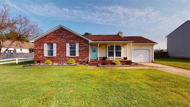 3300 Mistletoe Way, Chesapeake, VA 23323 (#10343076) :: Kristie Weaver, REALTOR