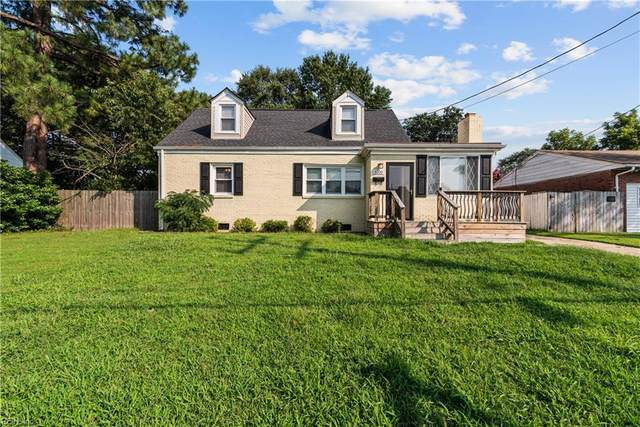 8100 Mona Ave, Norfolk, VA 23518 (#10343085) :: Rocket Real Estate