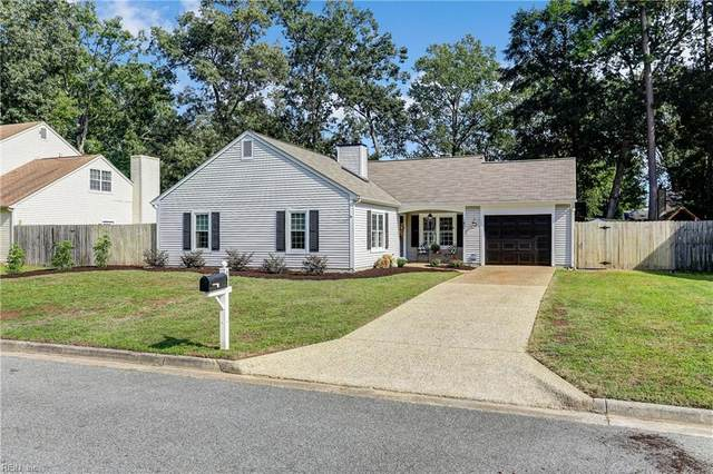 180 Little John Pl, Newport News, VA 23602 (#10343107) :: Gold Team VA