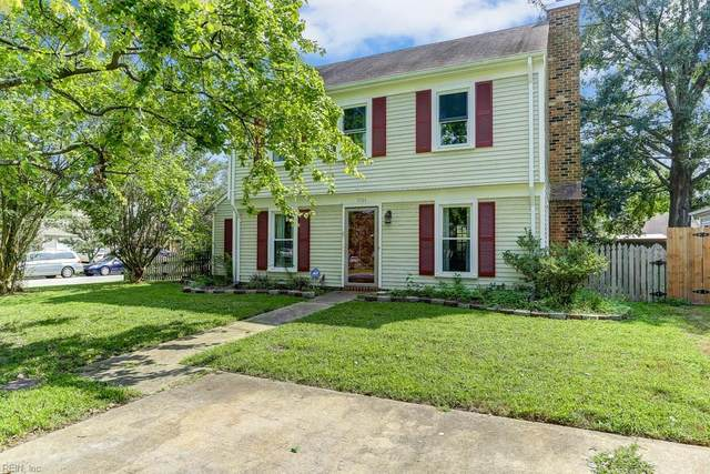 3701 Oak Creek Ct, Virginia Beach, VA 23452 (#10343113) :: Encompass Real Estate Solutions