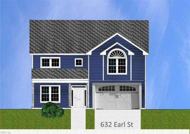 632 Earl St, Norfolk, VA 23503 (#10343133) :: Avalon Real Estate