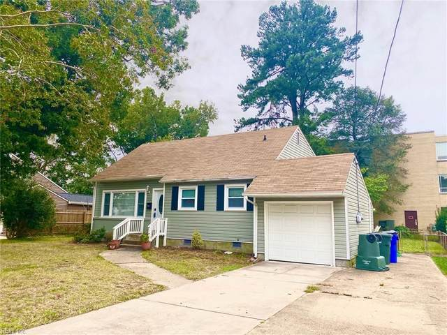 5969 Lockamy Ln, Norfolk, VA 23502 (#10343136) :: RE/MAX Central Realty