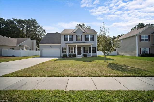 3757 Mariners Dr, Gloucester County, VA 23072 (#10343145) :: Austin James Realty LLC