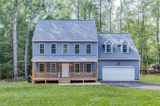 190 Jolly Pond Rd, James City County, VA 23188 (#10343187) :: RE/MAX Central Realty