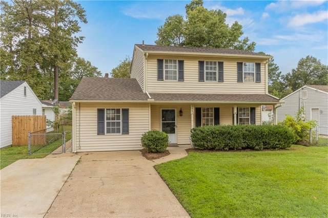 1462 Glendale Ave, Chesapeake, VA 23323 (#10343270) :: RE/MAX Central Realty