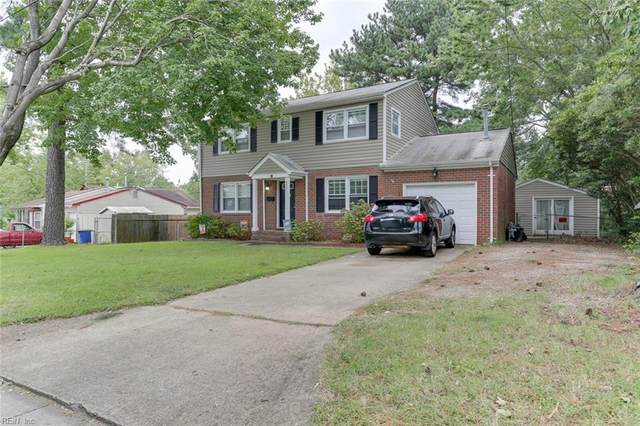 327 Curtis Tignor Rd, Newport News, VA 23608 (#10343312) :: Gold Team VA