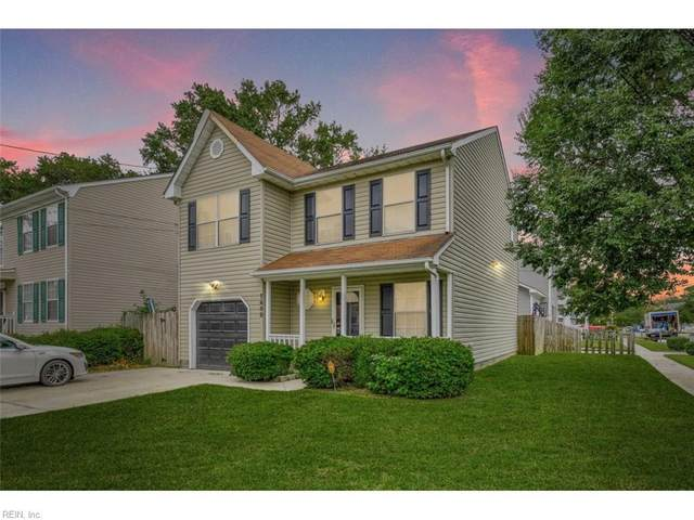 7600 Evelyn T Butts Ave, Norfolk, VA 23513 (#10343315) :: Rocket Real Estate