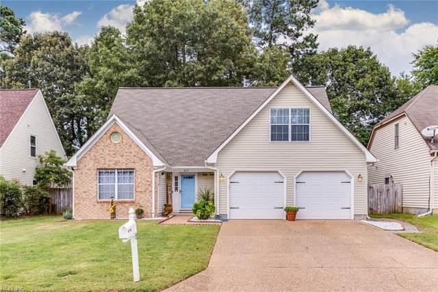 815 Thimbleby Dr, Newport News, VA 23608 (#10343331) :: Gold Team VA