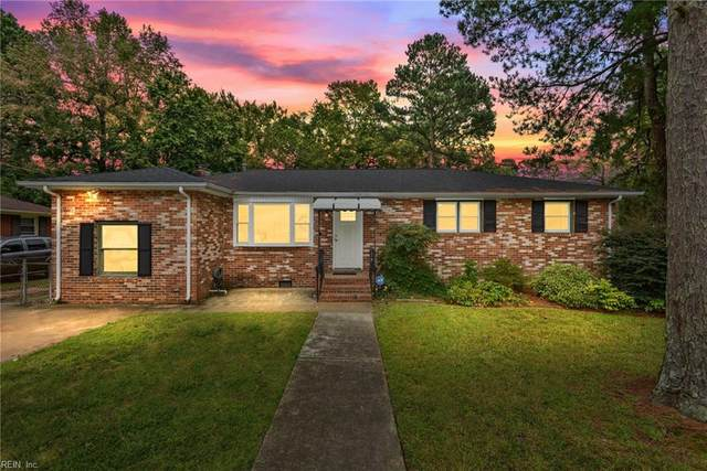 3717 Magnolia Dr, Portsmouth, VA 23703 (#10343349) :: Avalon Real Estate