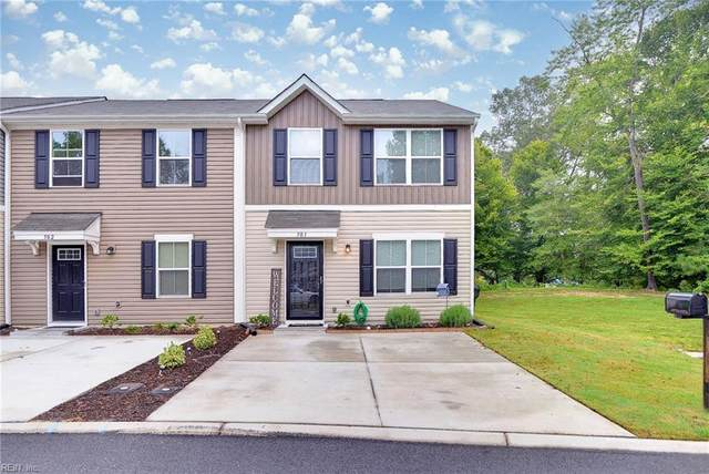 501 Lakeview Cv, Isle of Wight County, VA 23430 (#10343354) :: Austin James Realty LLC