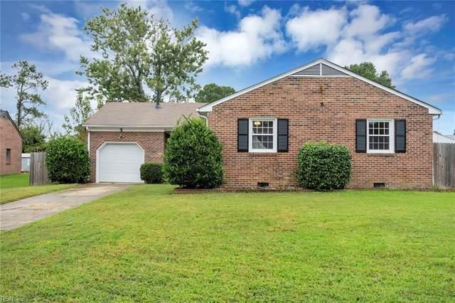 5 Pendleton Ct, Hampton, VA 23669 (#10343359) :: Abbitt Realty Co.