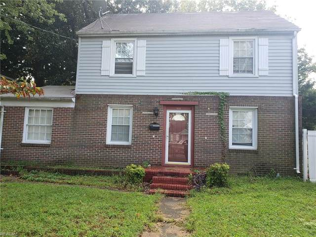 918 20th St, Newport News, VA 23607 (#10343368) :: The Kris Weaver Real Estate Team