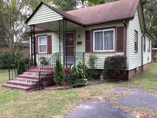 3812 Deep Creek Blvd, Portsmouth, VA 23702 (#10343399) :: Abbitt Realty Co.