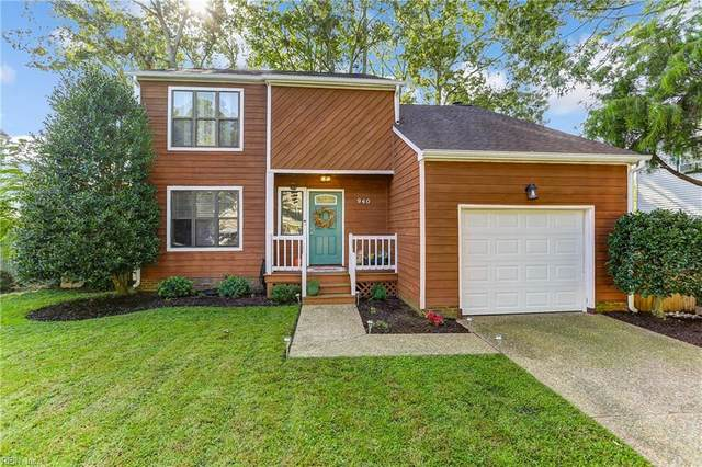 940 Jouett Dr, Newport News, VA 23608 (#10343400) :: Gold Team VA