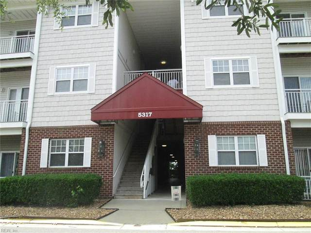 5317 Warminster Dr #304, Virginia Beach, VA 23455 (#10343402) :: Kristie Weaver, REALTOR