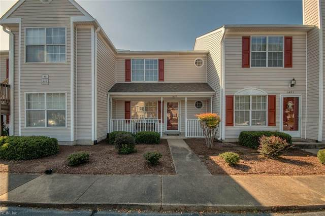 1405 Deerpond Ln, Virginia Beach, VA 23464 (#10343423) :: Kristie Weaver, REALTOR