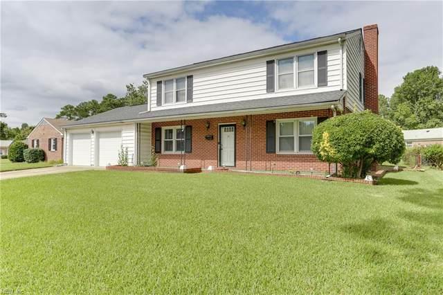 7 Pendleton Ct, Hampton, VA 23669 (#10343425) :: Austin James Realty LLC