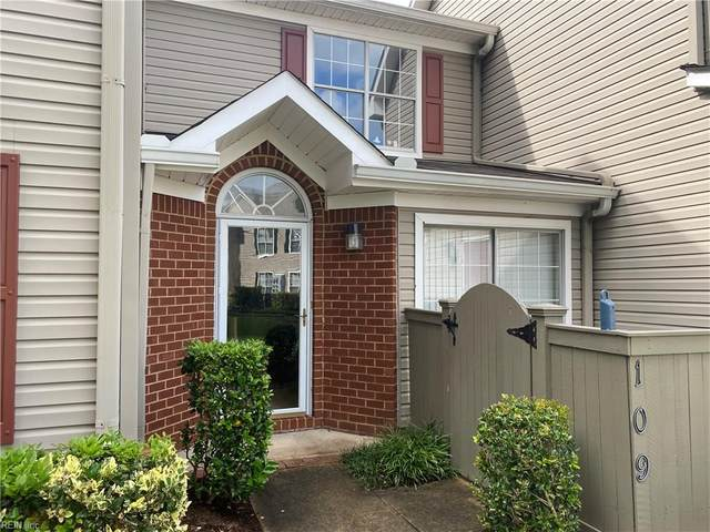 3825 Lasalle Dr #109, Virginia Beach, VA 23453 (#10343460) :: Momentum Real Estate