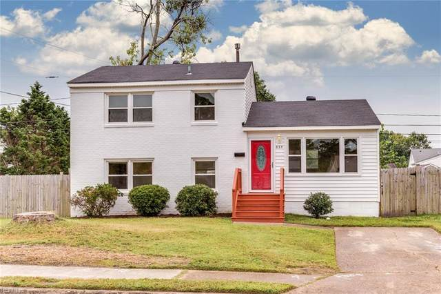 835 Churchill Ter, Hampton, VA 23666 (#10343491) :: Momentum Real Estate