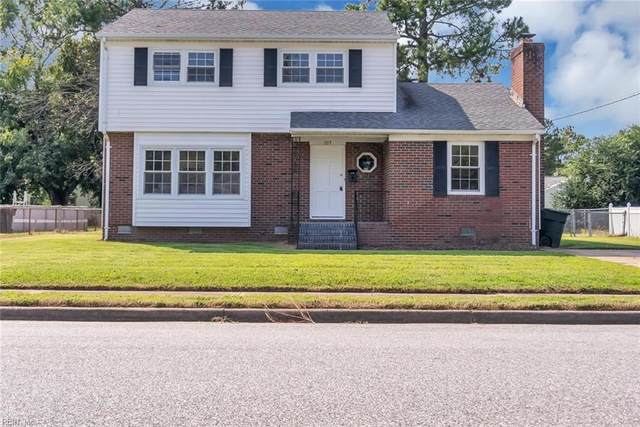 107 Hilda Cir, Hampton, VA 23666 (#10343515) :: Community Partner Group