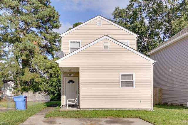 1613 Martin Ave Ave, Chesapeake, VA 23324 (#10343532) :: Abbitt Realty Co.