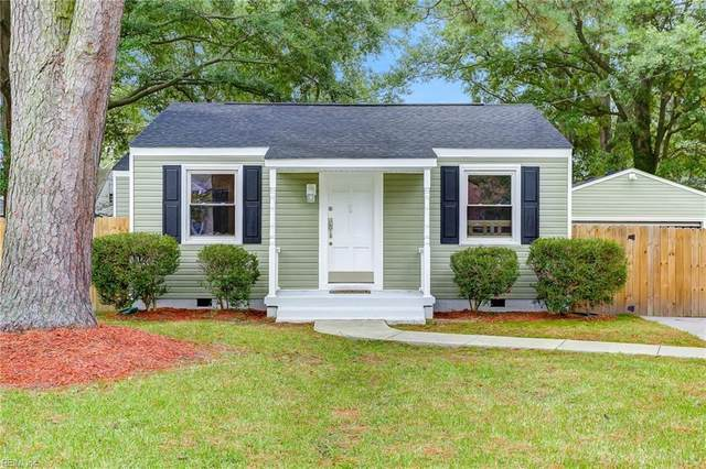 821 Martin Ave, Portsmouth, VA 23701 (#10343547) :: Abbitt Realty Co.