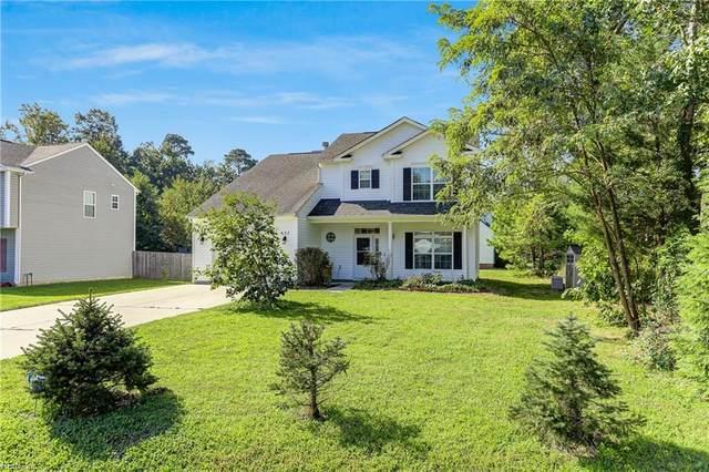 627 Taliaferro Rd, Newport News, VA 23603 (#10343574) :: Avalon Real Estate