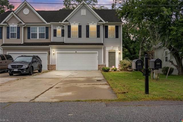 4548 Indiana Ave A, Chesapeake, VA 23321 (#10343588) :: Gold Team VA