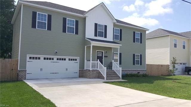 1215 Thomas St, Hampton, VA 23669 (#10343608) :: Momentum Real Estate