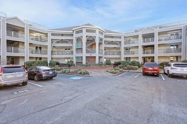 30 Brough Ln #201, Hampton, VA 23669 (#10343674) :: Berkshire Hathaway HomeServices Towne Realty