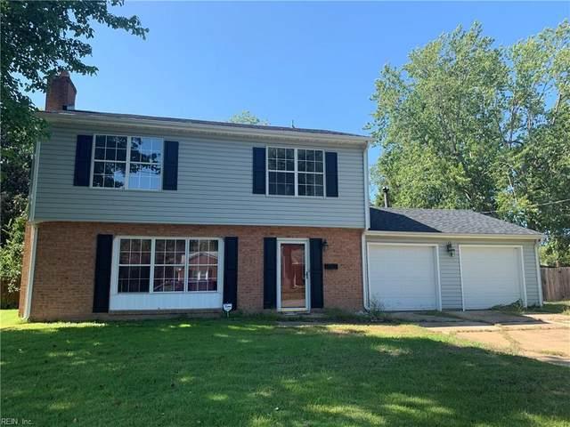 28 Hankins Dr, Hampton, VA 23669 (#10343675) :: Encompass Real Estate Solutions
