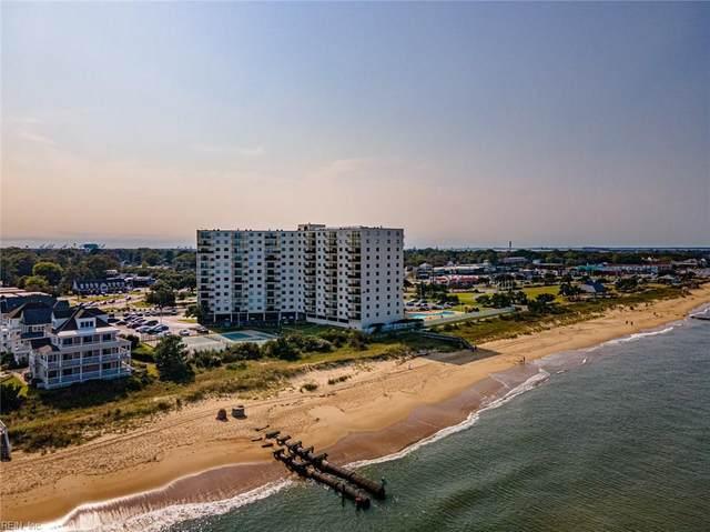 100 E Ocean View Ave #407, Norfolk, VA 23503 (#10343691) :: Momentum Real Estate