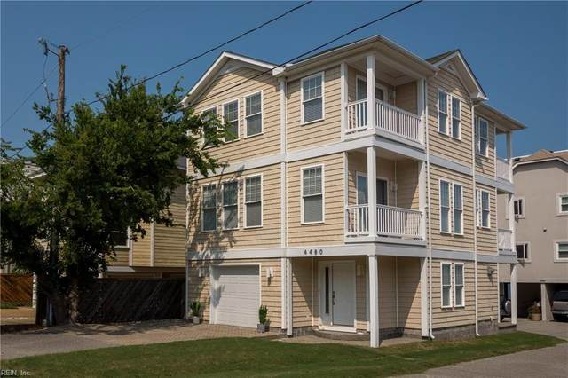 4480 Ocean View Ave, Virginia Beach, VA 23455 (#10343713) :: Austin James Realty LLC
