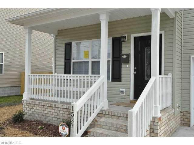 437 Madison St, Portsmouth, VA 23704 (#10343726) :: RE/MAX Central Realty