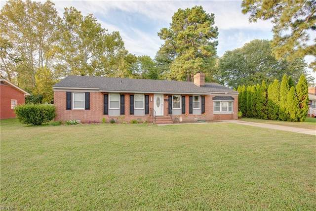 578 Colony Road, Newport News, VA 23602 (#10343734) :: The Bell Tower Real Estate Team