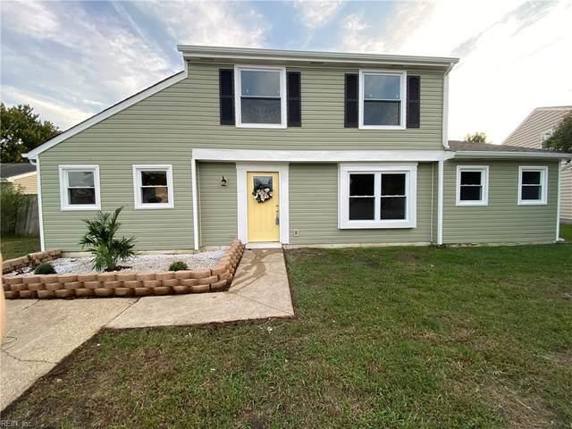 200 Charlotte Dr, Newport News, VA 23601 (#10343747) :: The Bell Tower Real Estate Team