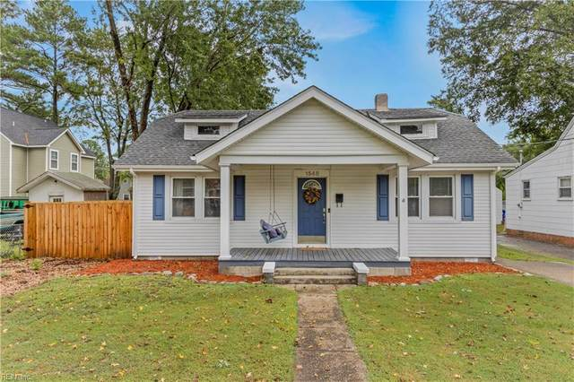 1548 Nelms Ave, Norfolk, VA 23502 (#10343755) :: RE/MAX Central Realty
