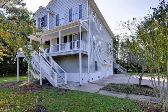 1258 Poquoson Ave, Poquoson, VA 23662 (#10343816) :: The Bell Tower Real Estate Team